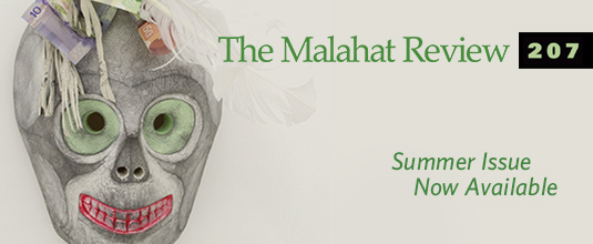 The Malahat Review | Poetry, Fiction, and Creative Nonfiction