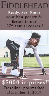 Fiddlehead Contest Ad