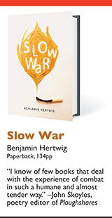 Slow War Book