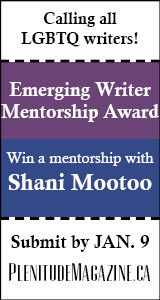 Emerging Writer Mentorship Award