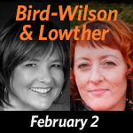 Bird-Wilson and Lowther reading